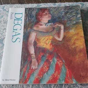 Vintage Art book